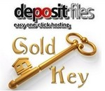 Depositfiles Gold KEY on the official 24 hours