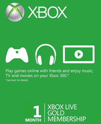Xbox Live Gold - 1 month -Any country + RUSSIAN + DISCO
