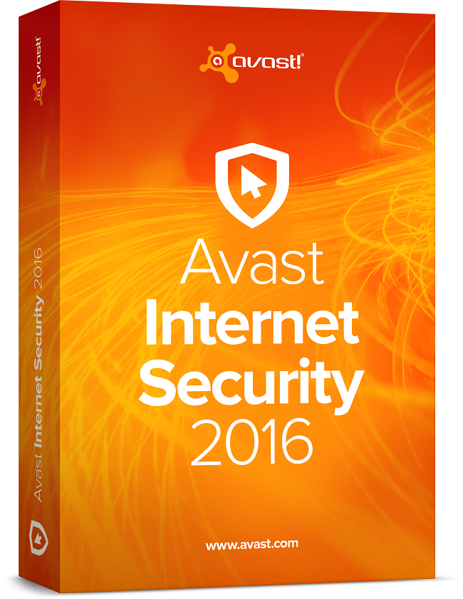 Avast Internet Security License to October 2018