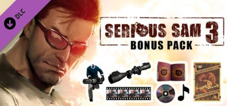 Serious Sam 3: Jewel of the Nile + Bonus Pack RU/CIS