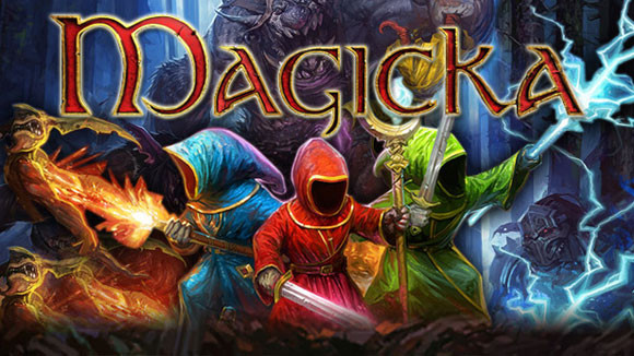 Magicka (Steam key\Region free)