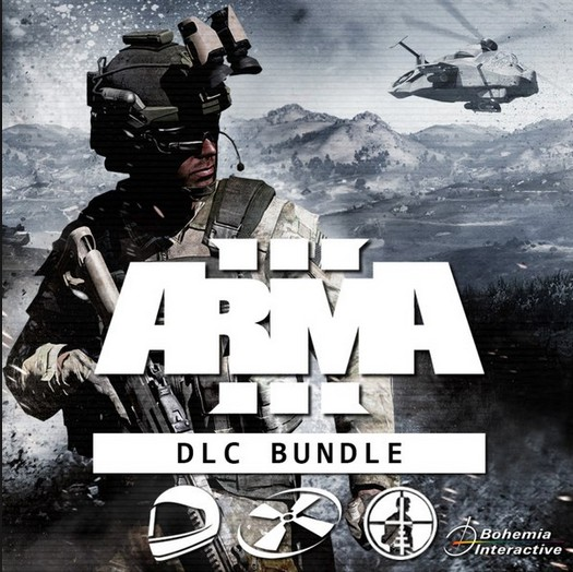 Arma III 3 DLC Bundle 1 (Steam / RU / CIS) + BONUS