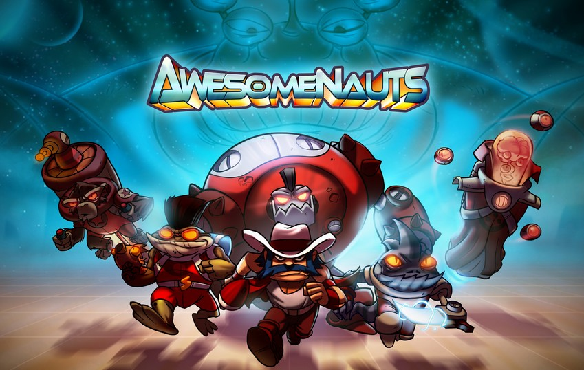 Awesomenauts (Steam Key/Region Free) + BONUS