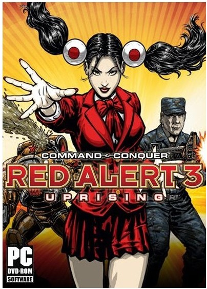Command & Conquer: Red Alert 3 - Uprising Origin Key