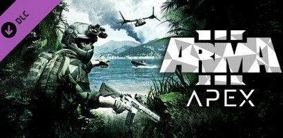 Arma III 3 Apex (Steam / RU / CIS)