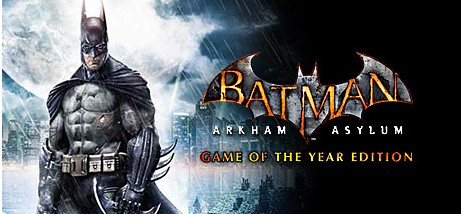 Batman: Arkham Asylum GOTY (Steam KEY / Region Free)
