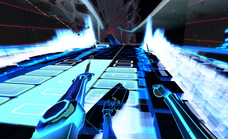Audiosurf (Steam / Region Free) + BONUS
