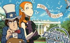 Deponia  ( Steam Key / Region Free ) + BONUS