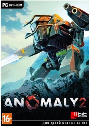 Anomaly 2 (Steam key / Region Free / MULTILANG) + BONUS