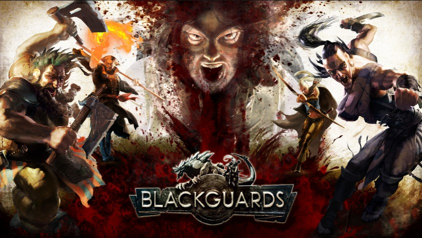 Blackguards (Steam / Region Free / MULTILANG) + BONUS