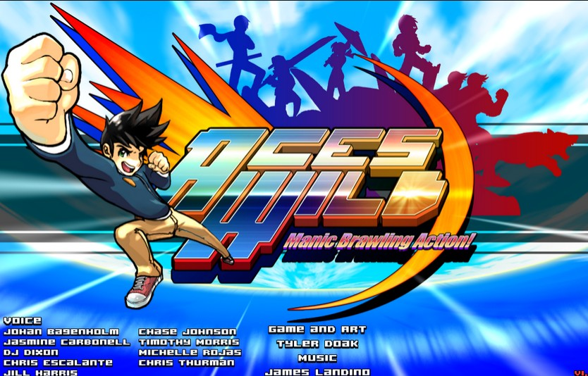 Aces Wild: Manic Brawling Action (Steam / Region Free)