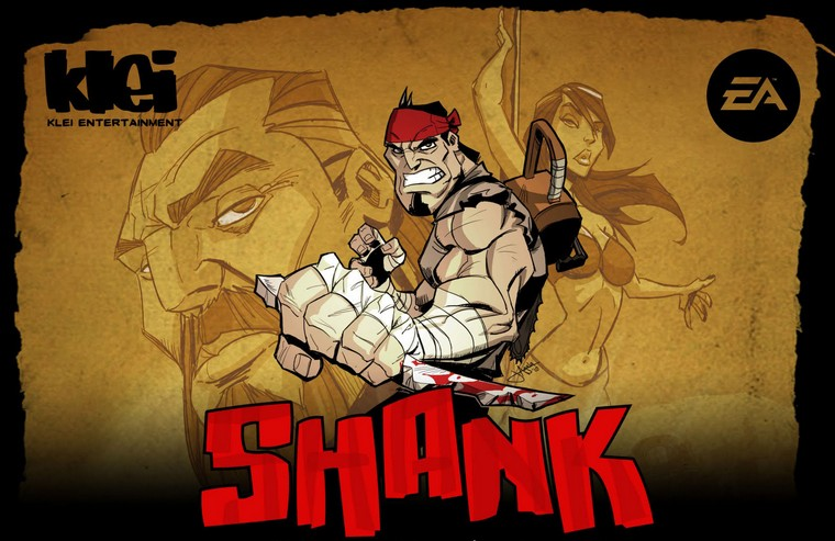Shank (Steam Key / Region Free) + BONUS
