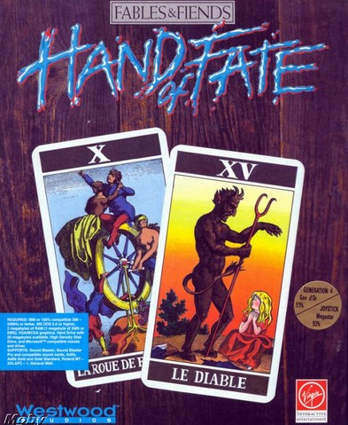 Hand of Fate (Steam / Region Free / MULTILANG) + BONUS