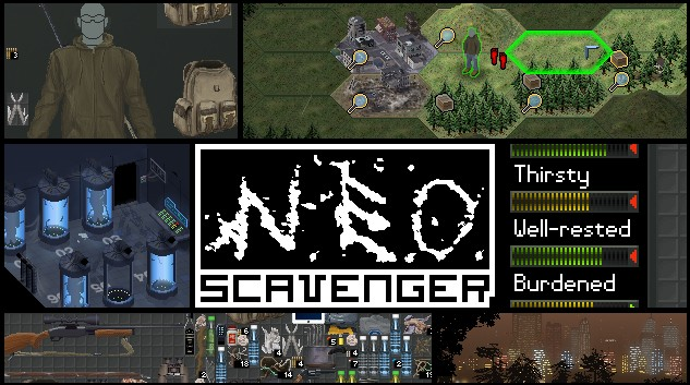 NEO Scavenger (Steam/Region Free/MULTILANG)