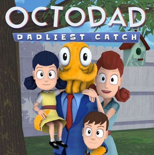 Octodad: Dadliest Catch (Steam/Region Free) + БОНУС