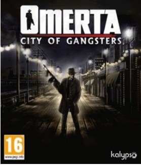 Omerta - City of Gangsters (Steam/Region Free) + БОНУС