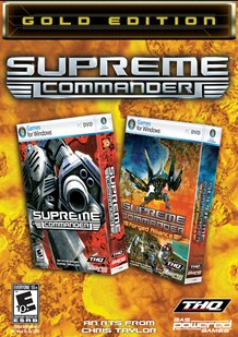 Supreme Commander Gold Edition (Steam Key/Region Free)