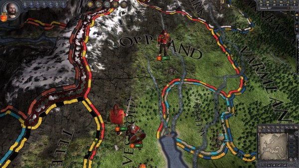 Crusader Kings II: Hymns to the Old Gods STEAM RU+CIS