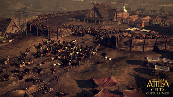 Total War: ATTILA - Celts Culture Pack Steam GIFT RU