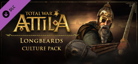 Total War: ATTILA Longbeards Culture Pack STEAM GIFT RU