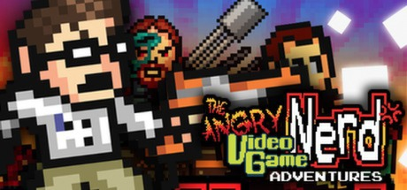 Angry Video Game Nerd Adventures // Steam GIFT RU + CIS