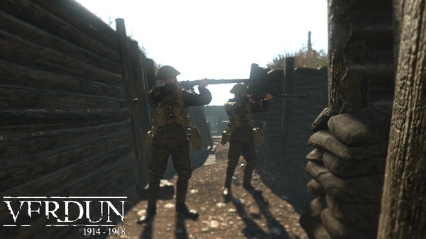 Verdun // Steam GIFT RU + CIS