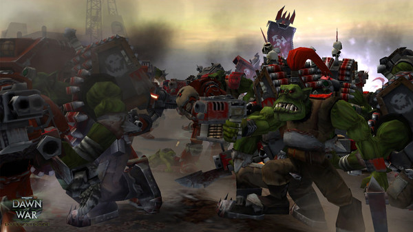 Warhammer® 40,000: Dawn of War® - Dark Crusade// Steam