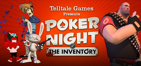 Poker Night at the Inventory// Steam GIFT RU + CIS