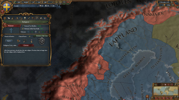 Europa Universalis IV: Common Sense (Steam Key, RU+CIS)
