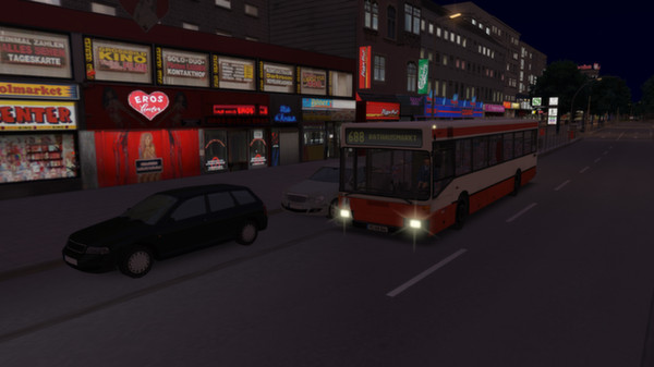 OMSI 2 Add-on Hamburg// Steam GIFT RU + CIS
