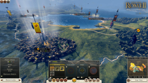 Total War ROME II - Nomadic Tribes Culture Pack// Steam