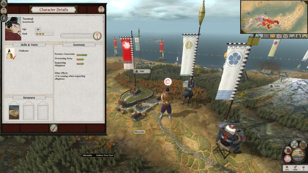 Total War SHOGUN 2 - Rise of the Samurai Campaign// Ste