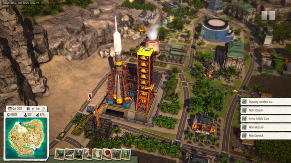 Tropico 5 // Steam GIFT RU + CIS