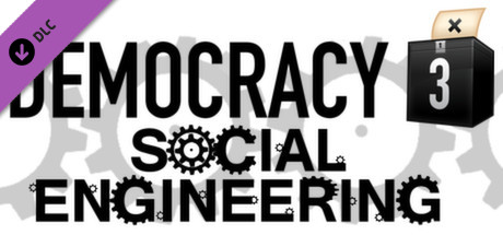Democracy 3 Social Engineering - Steam GIFT / REGION FR