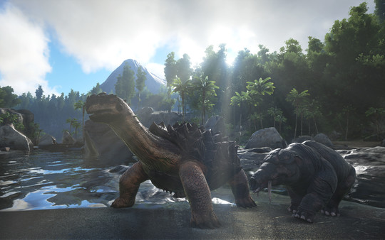 ARK: Survival Evolved (аккаунт Steam) RU+CIS