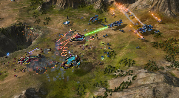 Ashes of the Singularity // Steam GIFT RU + CIS