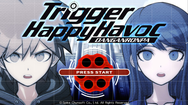 Danganronpa: Trigger Happy Havoc // Steam GIFT RU + CIS