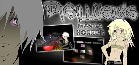Disillusions Manga Horror // Steam GIFT RU + CIS