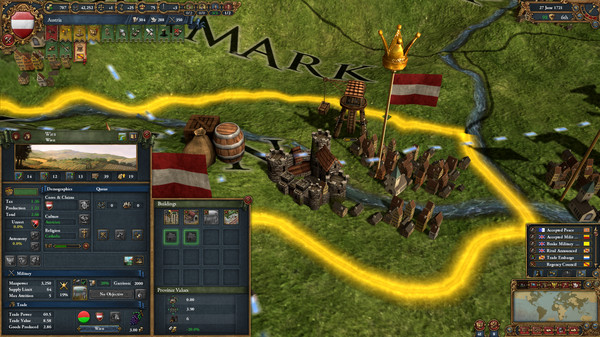 Europa Universalis IV: Common Sense / Steam GIFT RU CIS