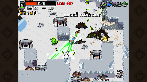 Nuclear Throne // Steam GIFT RU + CIS