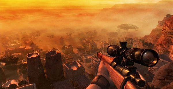 Far Cry 2 Fortune´s Edition // Steam GIFT RU + CIS