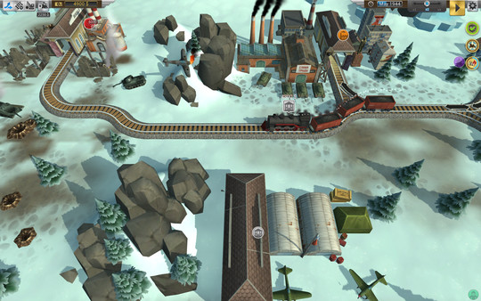 Train Valley // Steam GIFT RU + CIS