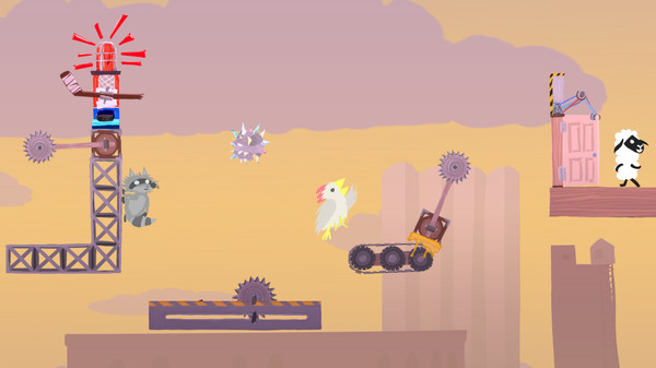 Ultimate Chicken Horse // Steam GIFT RU + CIS