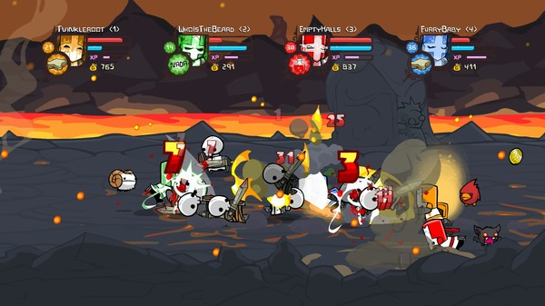 Castle Crashers // Steam GIFT RU + CIS