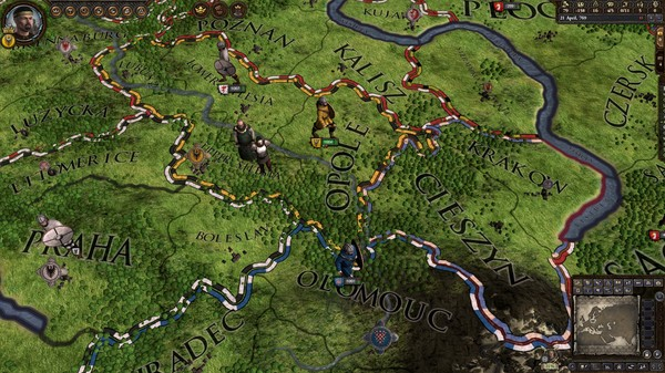 Crusader Kings II: Charlemagne // Steam GIFT RU + CIS