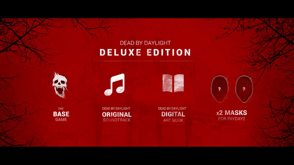 Dead by Daylight Deluxe Edition / Steam GIFT RU + CIS