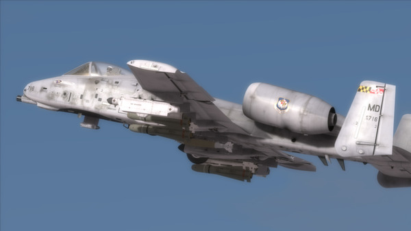 DCS: A-10C Warthog // Steam GIFT RU + CIS