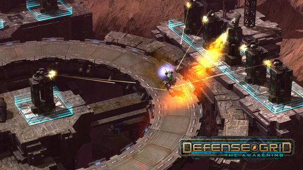 Defense Grid The Awakening - Steam GIFT / REGION FREE