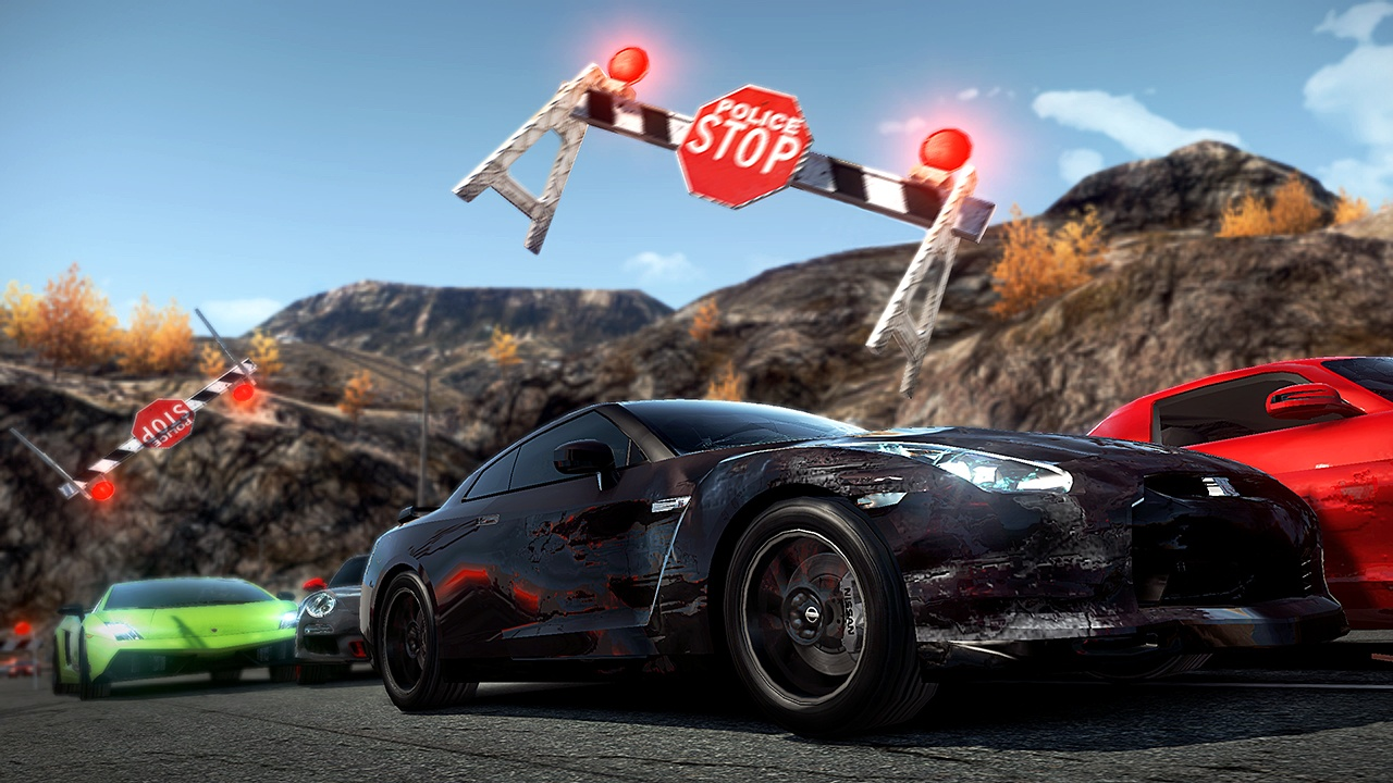 Need For Speed \u200b\u200bHot Pursuit - Steam GIFT / REGION FREE
