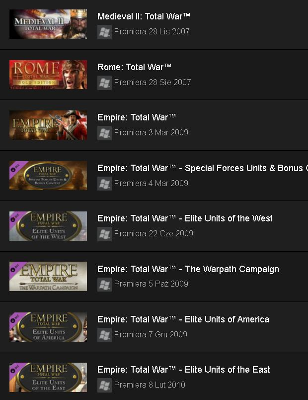 Total War Grand Master Collection - Steam GIFT